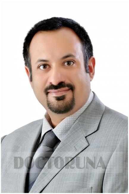 Dr.  Zaid Al Harbash Pediatrician
