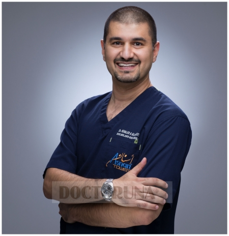 Dr.  Khaled Al Khayat Orthodontist