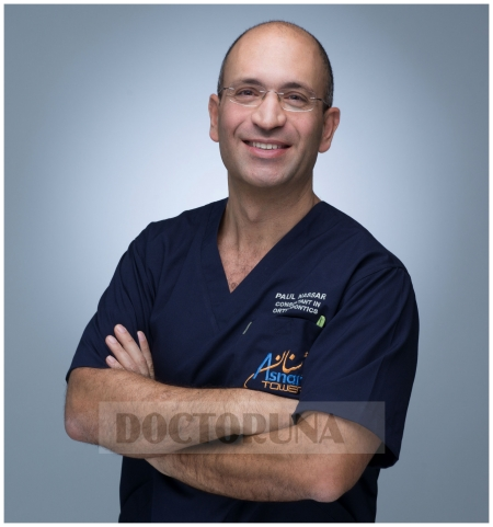 Dr.  Paul Nassar Orthodontist