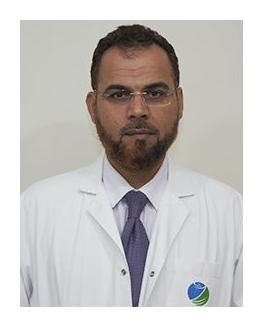 Dr.  Ahmad Al Kamali Pediatric Cardiologist