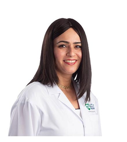 دكتور  امل ابو راوي أخصائي نساء وتوليد