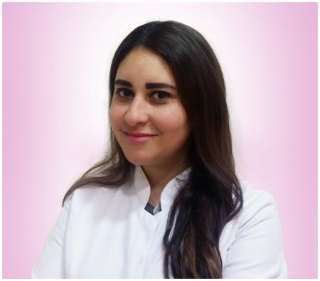 Dr.  Areeg El Khatib Dermatologist
