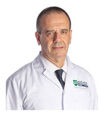 دكتور  ماريو بوليتي دكتور انف، أذن، وحنجرة