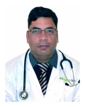 Dr.  Deepak Naryani Internist