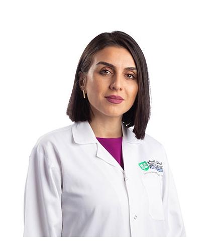 Dr.  Dima Abdul Jabbar Oncologist (Cancer Doctor)