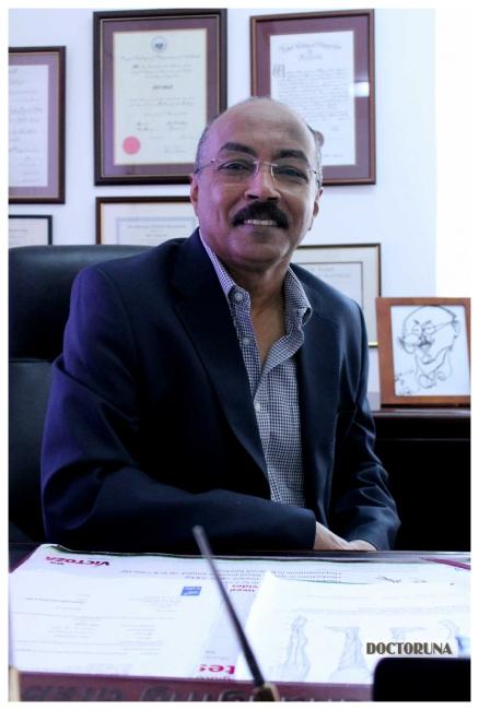Dr.  Adil Fadl Obeid Nephrologist