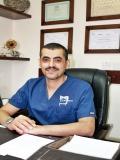 دكتور  أحمد ابو حمدة دكتور أسنان