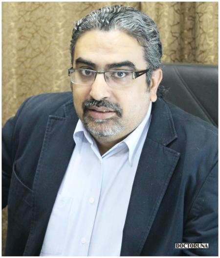 دكتور  احمد فيصل جراح المخ و الأعصاب