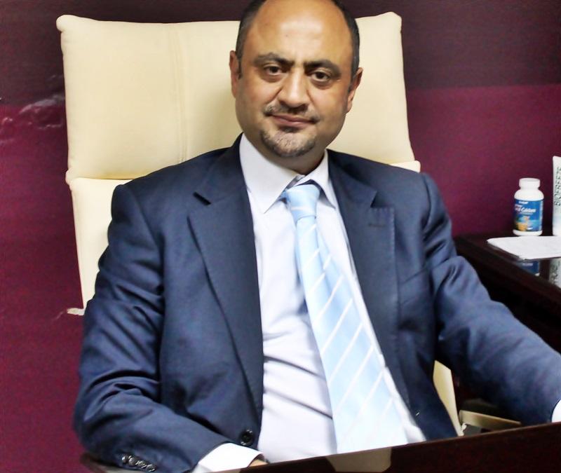 Dr.  Ahmed Hazaimeh Orthopedic Surgeon