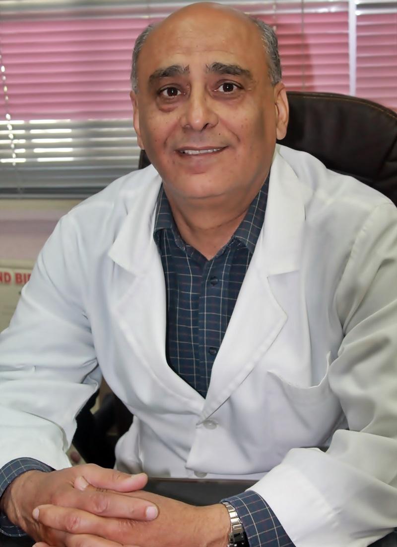 Dr.  Akram Shalabi Infertility Specialist