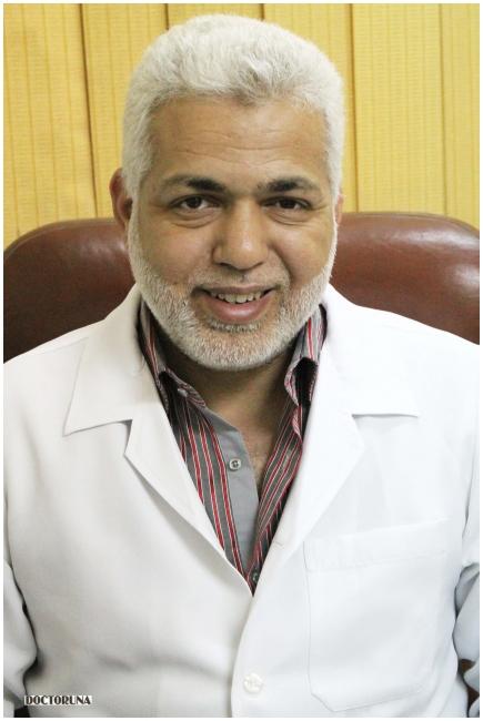 دكتور  اشرف اسماعيل أخصائي العلاج الطبيعي
