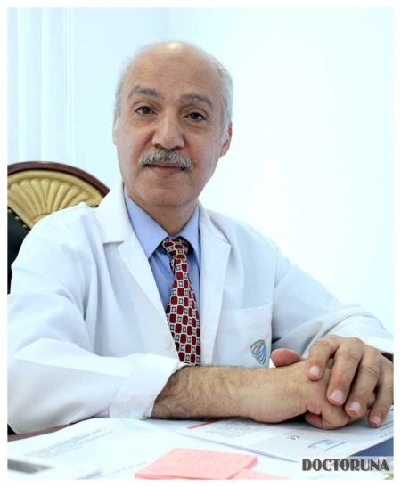 Dr.  Ashraf Shatla Neurosurgeon