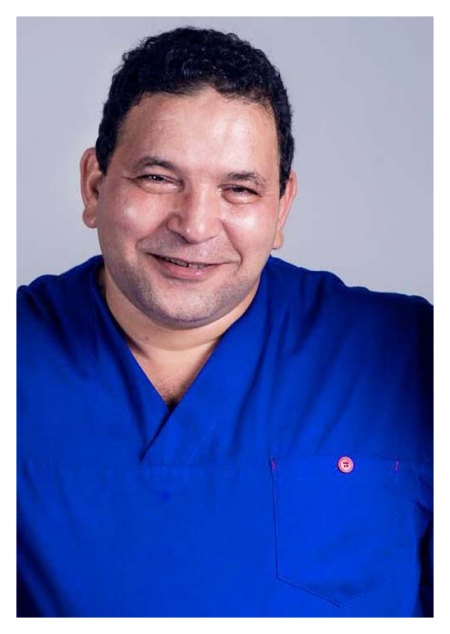 Dr.  Assem Zahran Ophthalmologist (Eye Doctor)