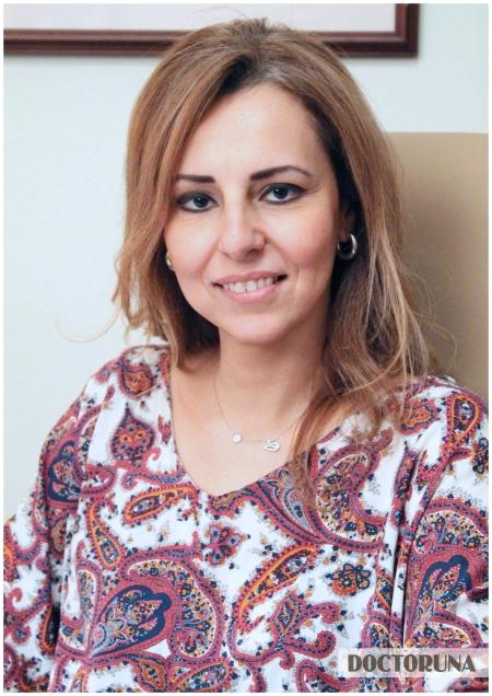Dahlia Hammouda Dietitian