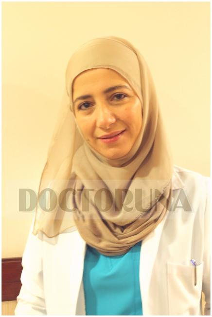 دكتور  دلال محسن دكتور أسنان