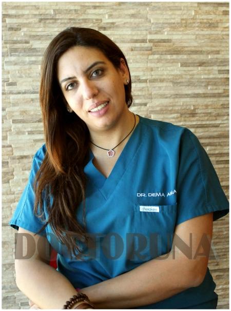 دكتور  ديما أمان دكتور أسنان