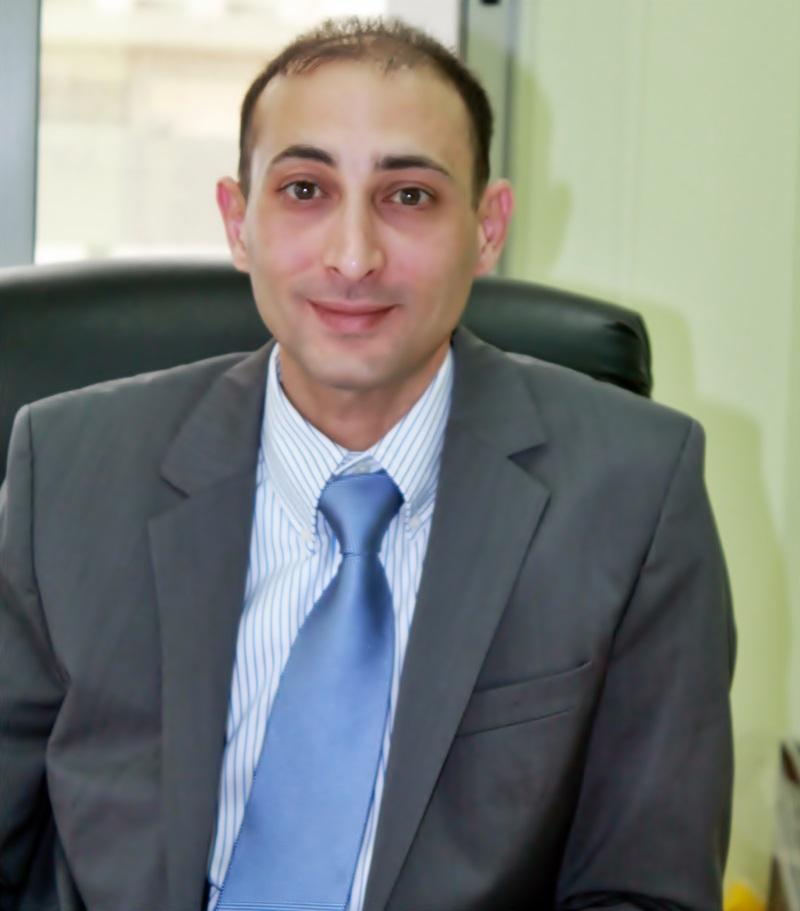 Dr.  Nader Hijazi Pulmonologist