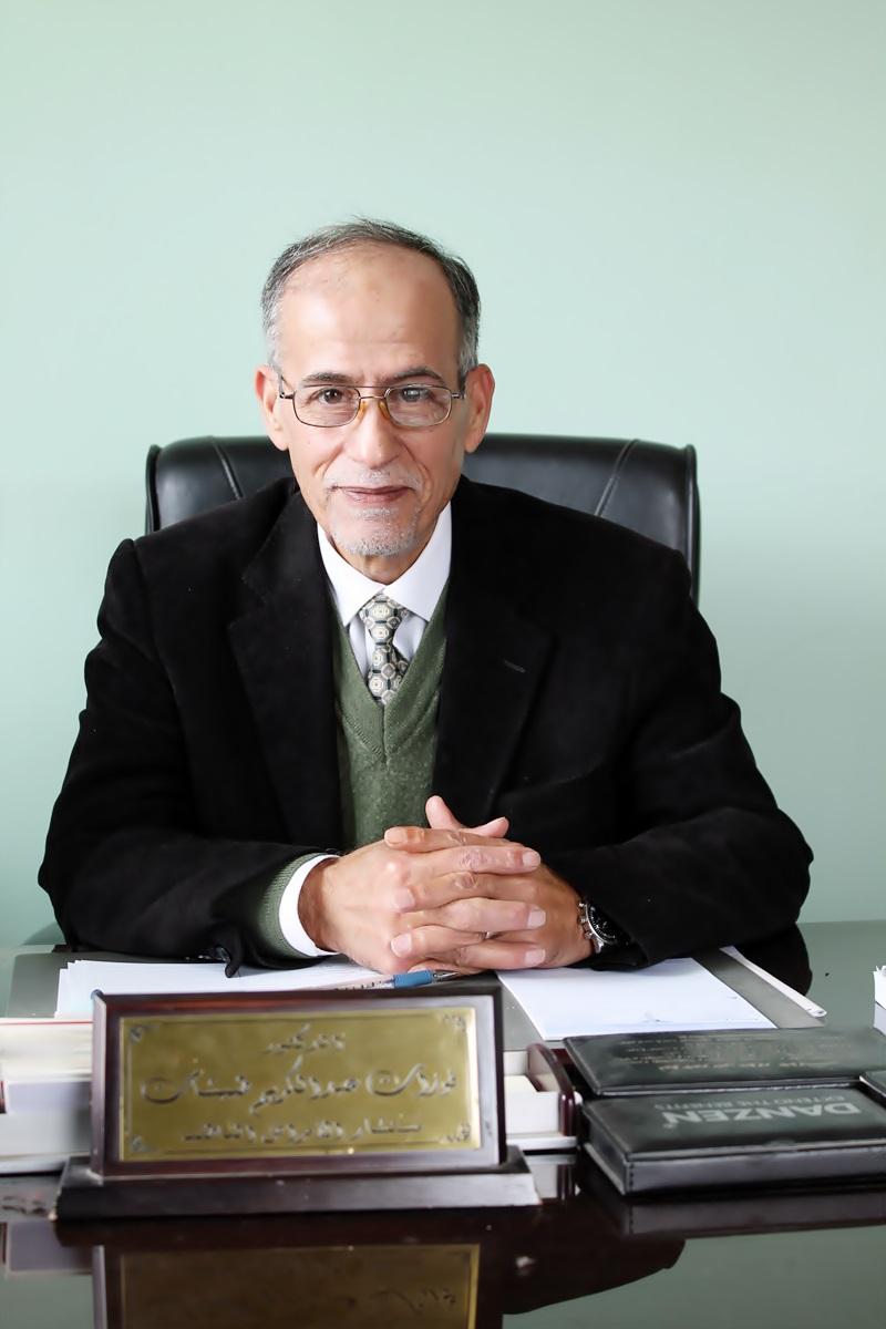 Dr.  Fawzat Tbaishat Internist
