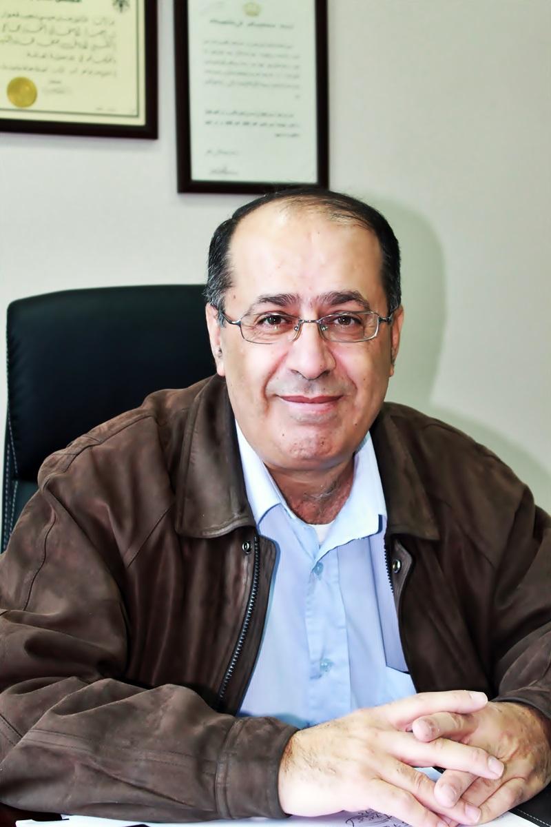 Dr.  Ghassan Kawar Internist