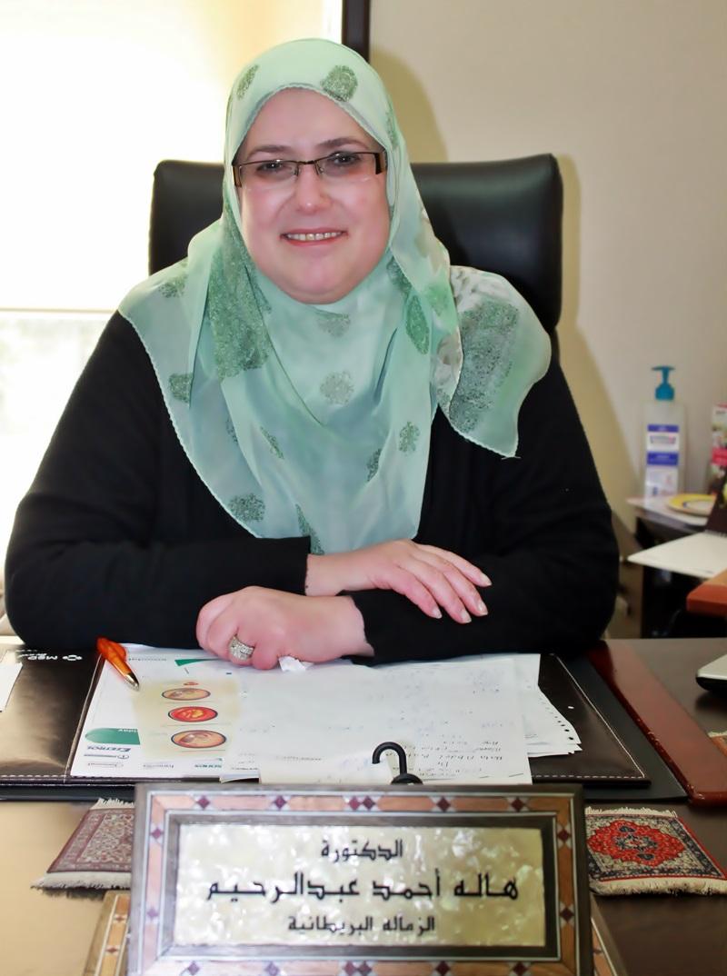Dr.  Hala Abdelrahim Ear-Nose-Throat (ENT)