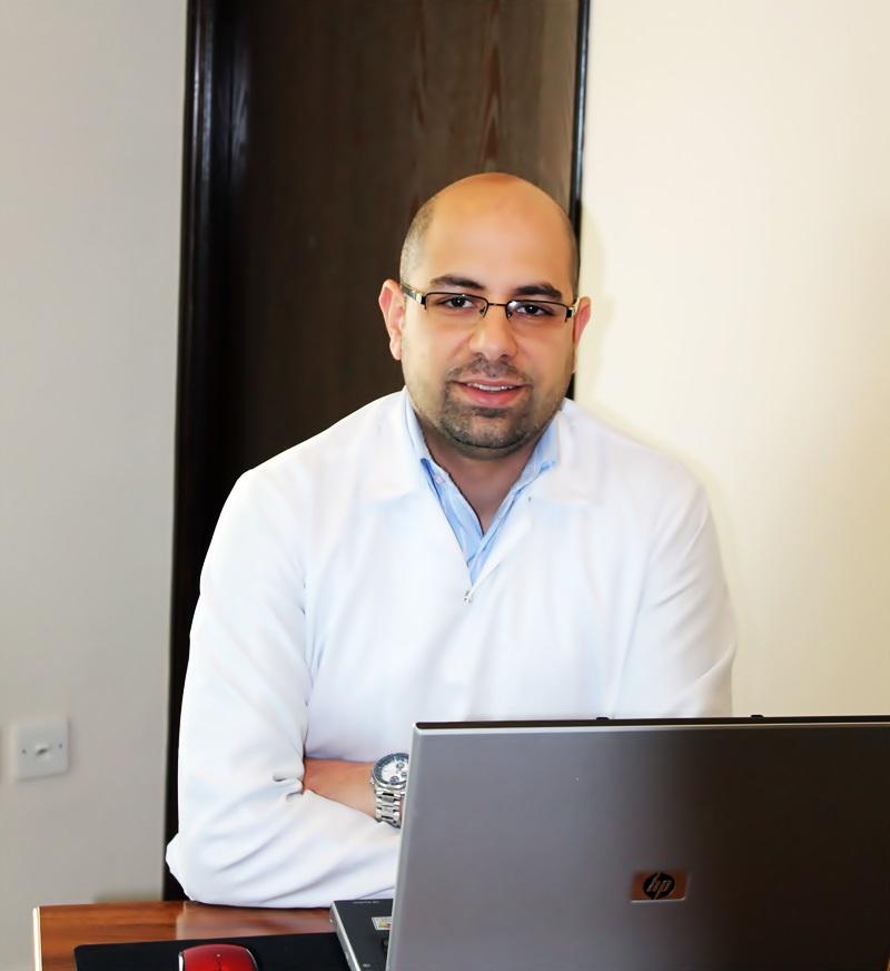 Dr.  Khaldoon Al Sharif Dentist