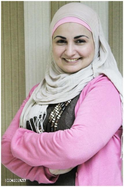 Essraa El Bagoury Physiotherapist