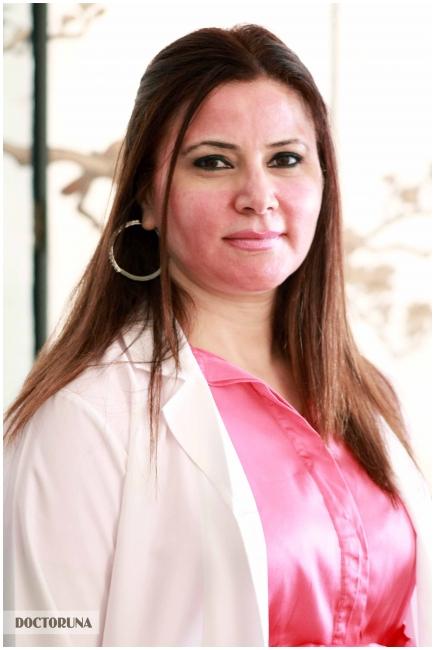 فاتن عبد الرزاق أخصائي علاج الليزر