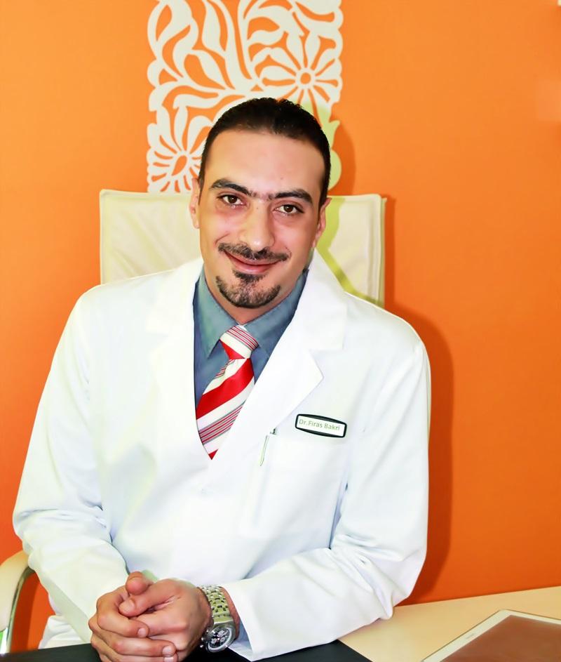 Dr.  Firas Bakri Orthopedic Surgeon