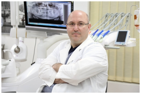 Dr.  Firas Osman Oral Maxillofacial Surgeon