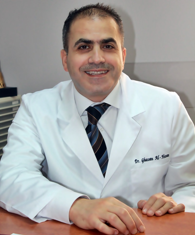 Dr.  Ghassan Al Hasan Gynecologist