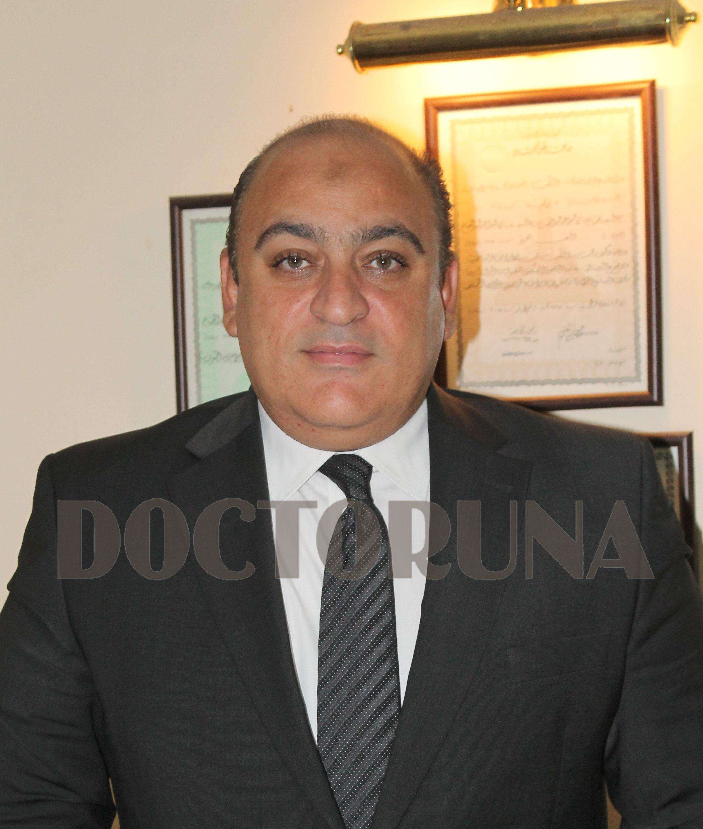 Prof. Dr.  Hisham Samy Abdel Fattah Gastroenterologist