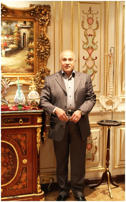 Dr.  Ibrahim Bendary Salem Physiotherapist