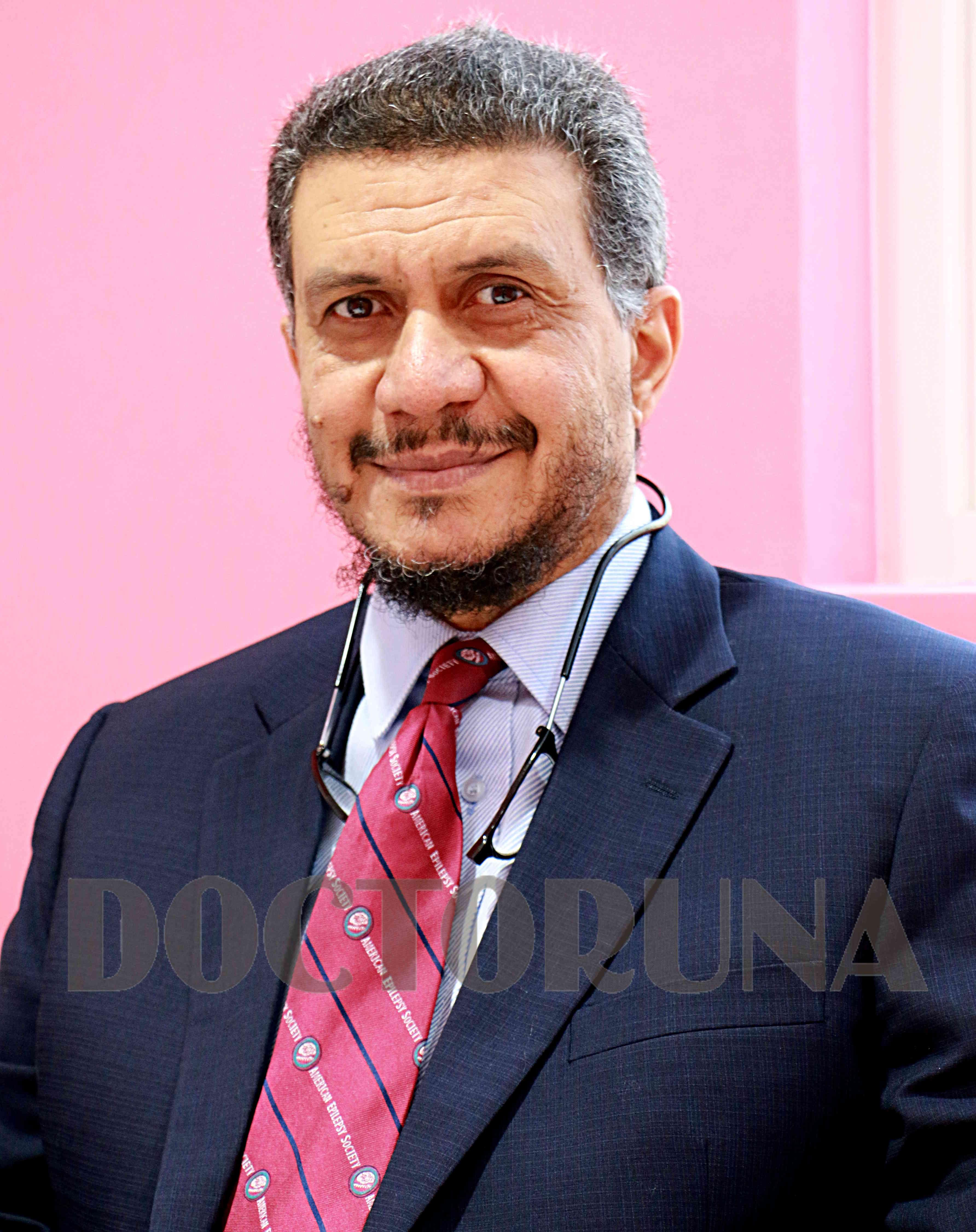 دكتور  عماد ياسين أخصائي المخ و الأعصاب للأطفال