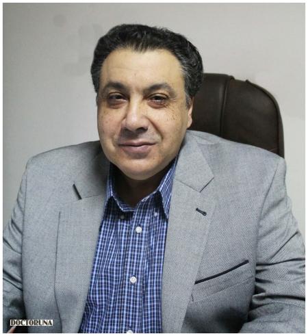دكتور  محمد صفوت محمود أخصائي علاج البواسير و الشقوق الشرجية بالليزر