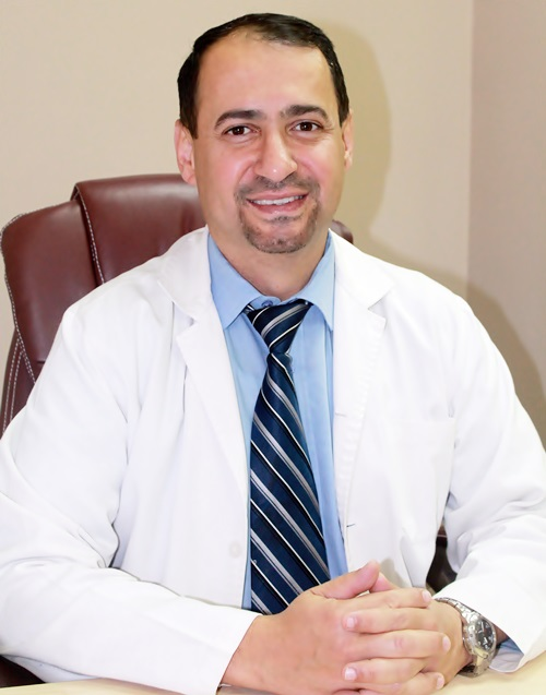 Dr.  Mohammad Zuraik Ophthalmologist (Eye Doctor)