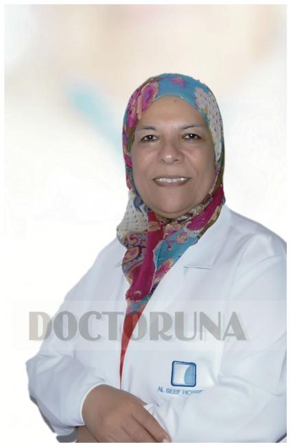 Dr.  Nagwa Labib Gynecologist