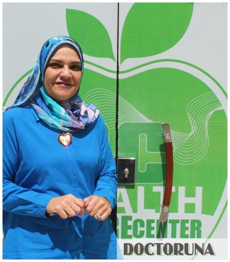 Dr.  Nashwa Foad Dietitian