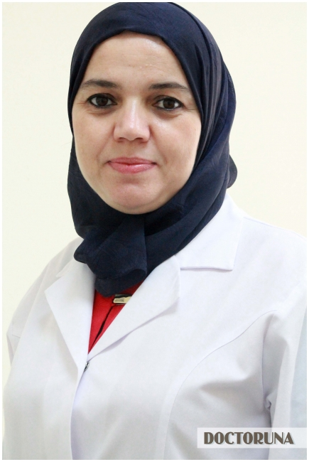 دكتور  رشيدة صبران دكتور الامراض الباطنية -الجهاز الهضمي والكبد