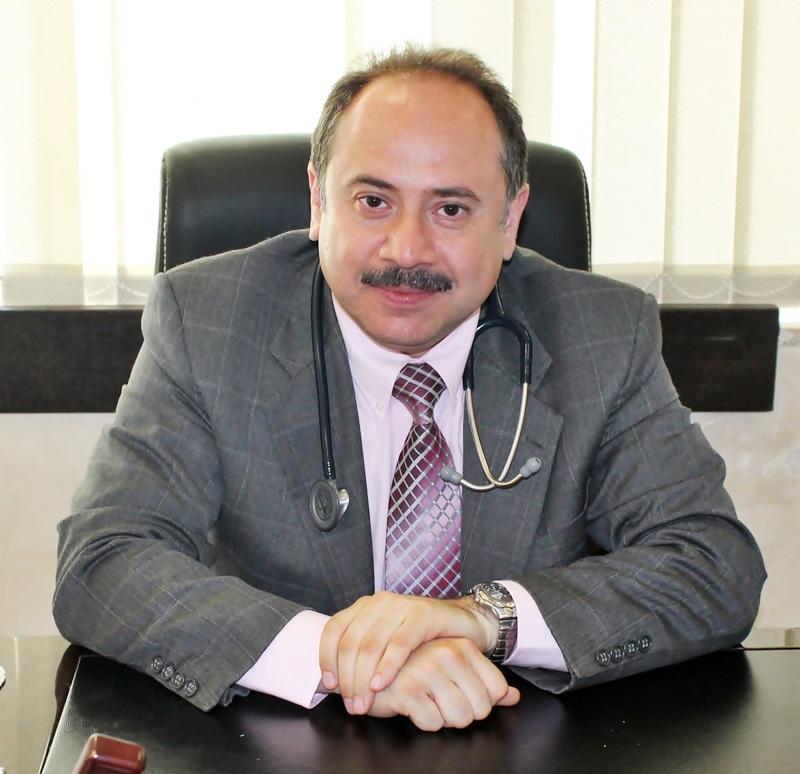 Dr.  Raed suleiman Pulmonologist