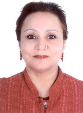 Dr.  Rakhshanda Hassan Psychiatrist