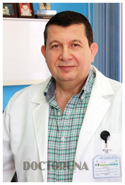دكتور  صلاح حداد جراح عام
