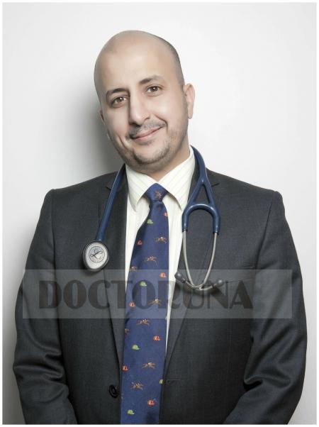 دكتور  سامر عاشور دكتور عام