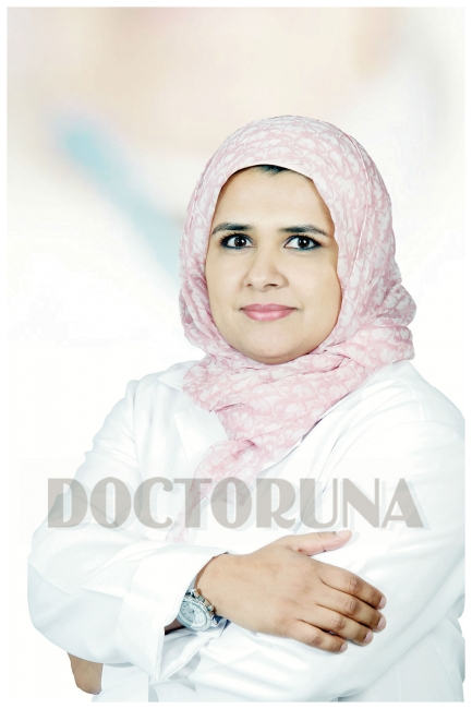 Dr.  Shatha Al-Qattan Pediatrician
