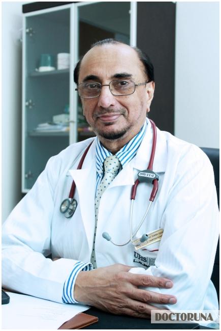 بروفيسوردكتور  سخبير أوبال أخصائي أمراض المفاصل / الروماتيزم