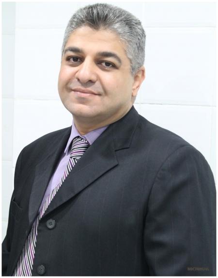 Dr.  Tamer El Shafie Internist