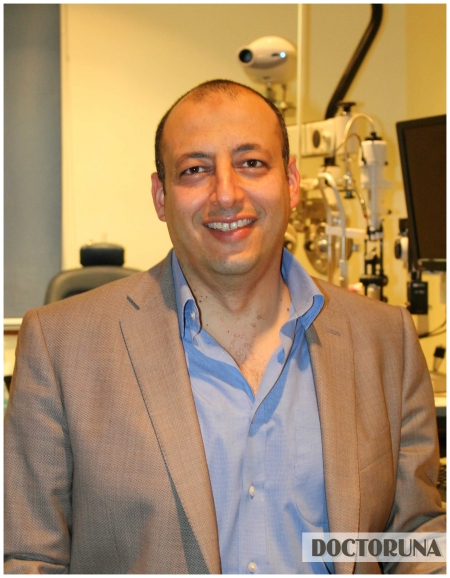 Dr.  Tarek Abdel Samie Mahmooud Ophthalmologist (Eye Doctor)
