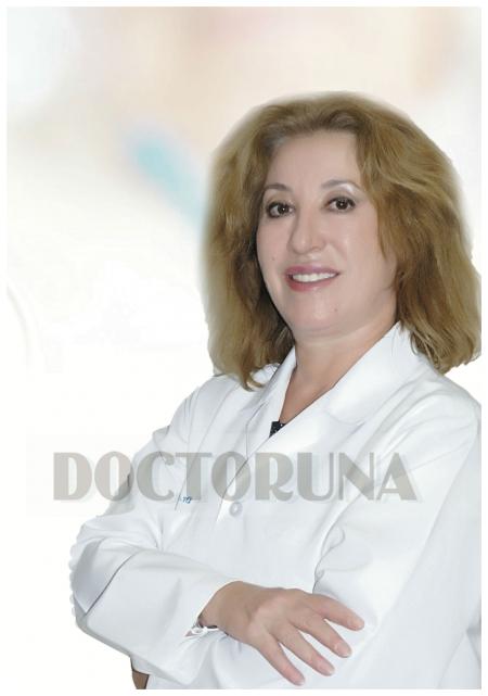 Dr.  Tsvetana Tsenkova Gynecologist