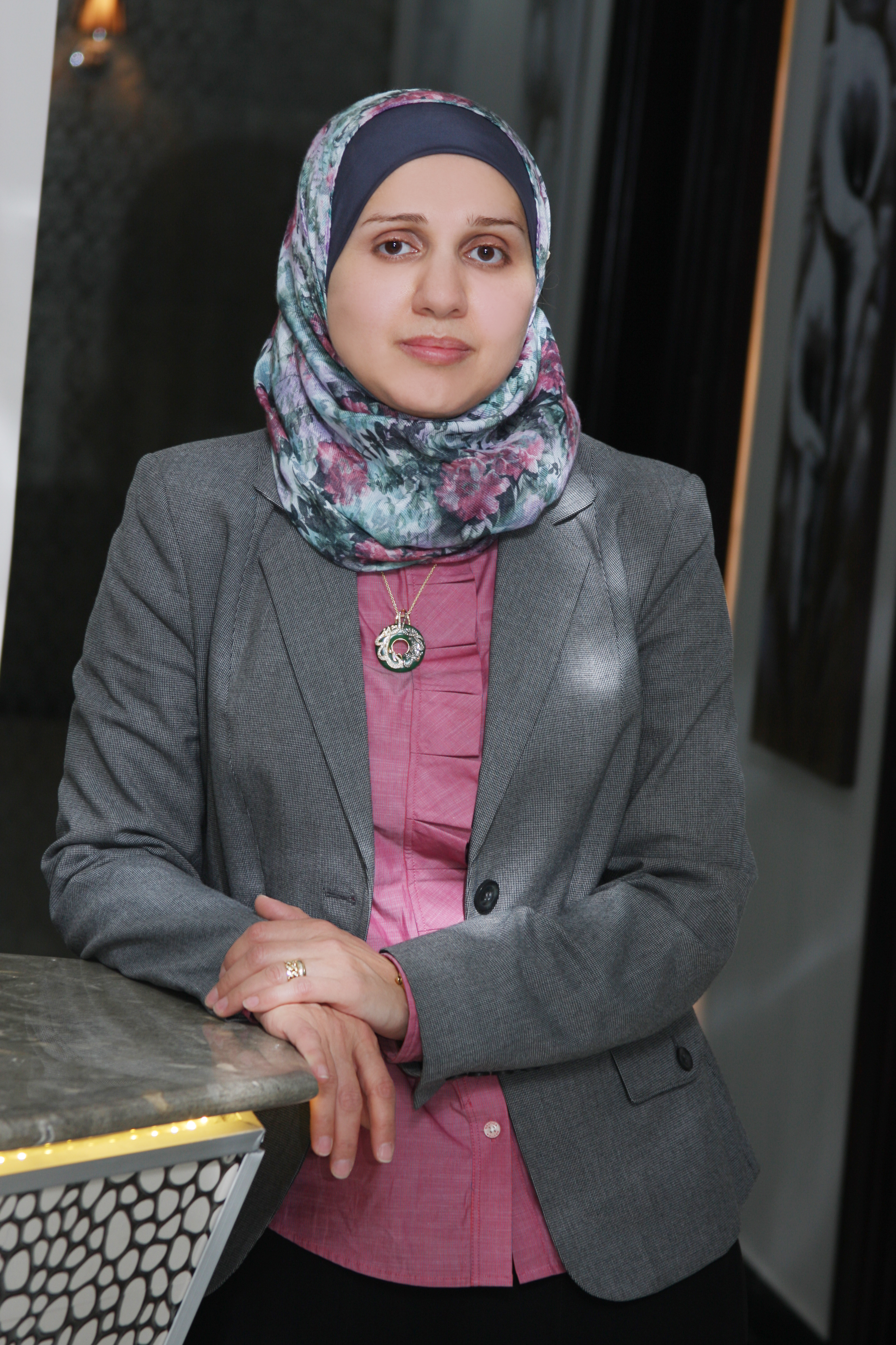 Dr.  Yasmin Abou Zaanoonah Dentist