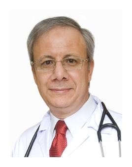 دكتور  محمد فكري الديب طبيب القلب