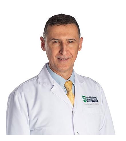 Dr.  Firas Alani Interventional Cardiologist